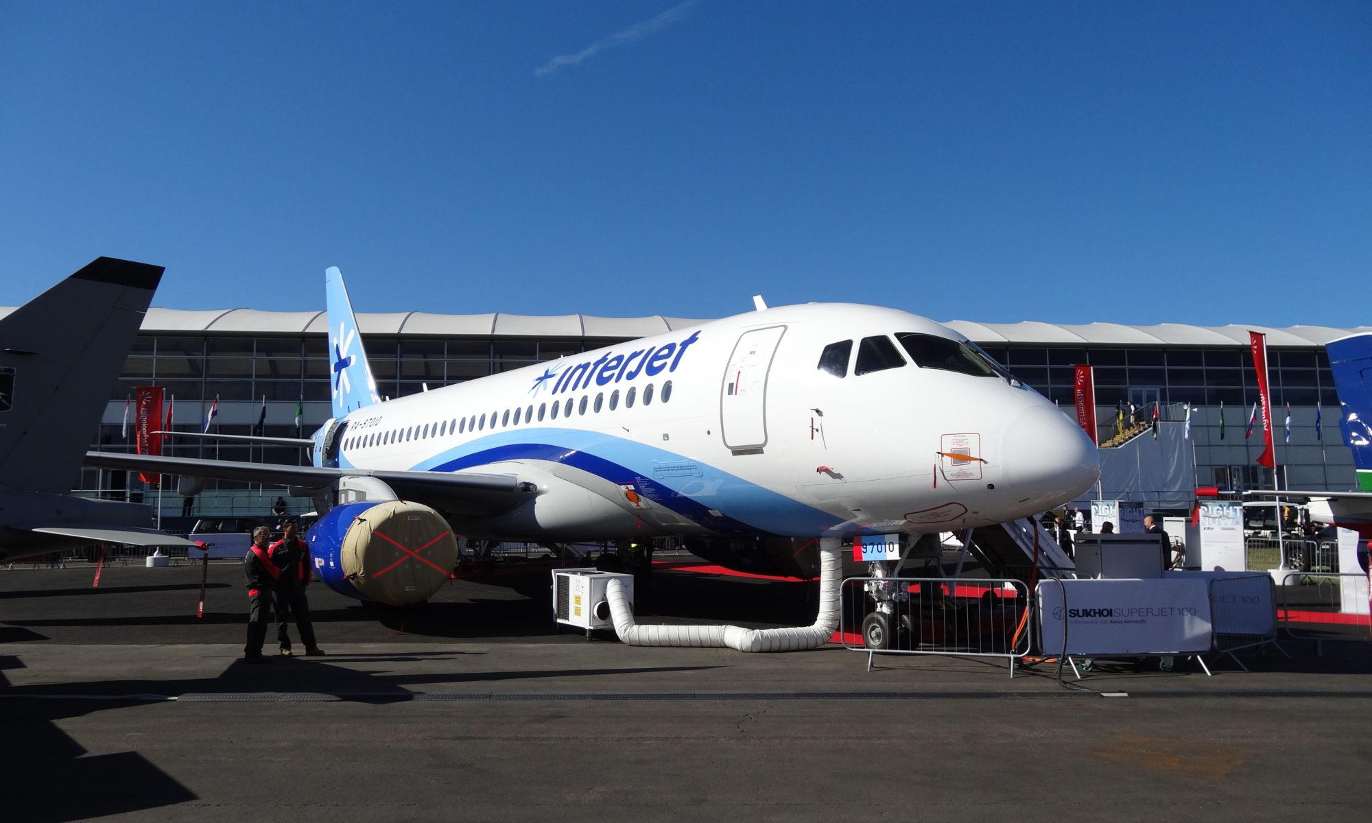 Sukhoi Superjet 100 (SSJ)